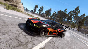 Razor's Mustang