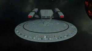 Springfield class starship