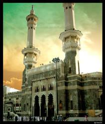 masjidil Harm by keeconk