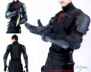 Jason Todd outfit Concept by LLPros