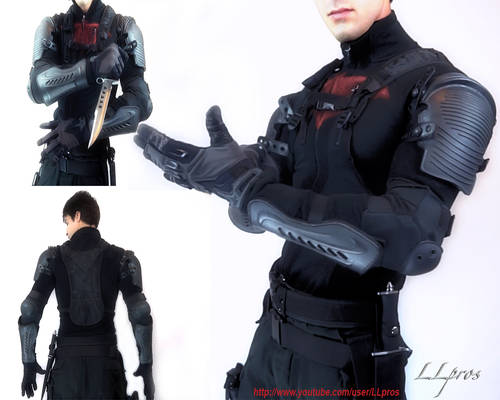 Jason Todd outfit Concept