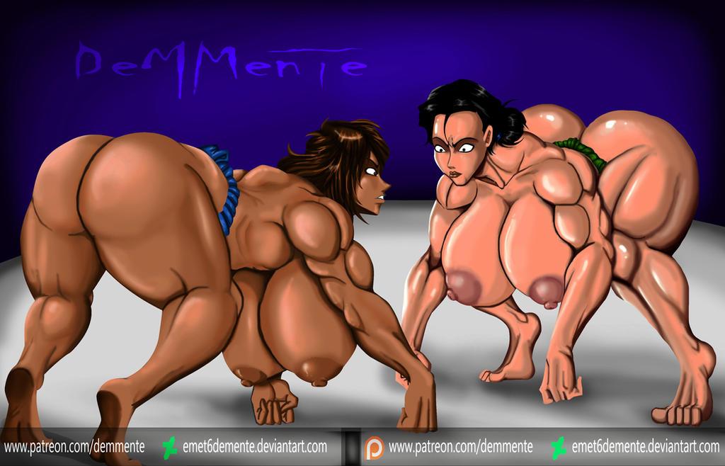SumoGirls. by EMET6demente