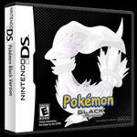 Pokemon Black Chibi Version by HolySaintDragon