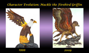 Character Evolution: Mackle