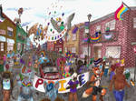 Furry Pride Parade