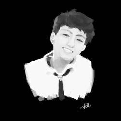 [Digital]: BTS Jungkook (Boy in Luv)