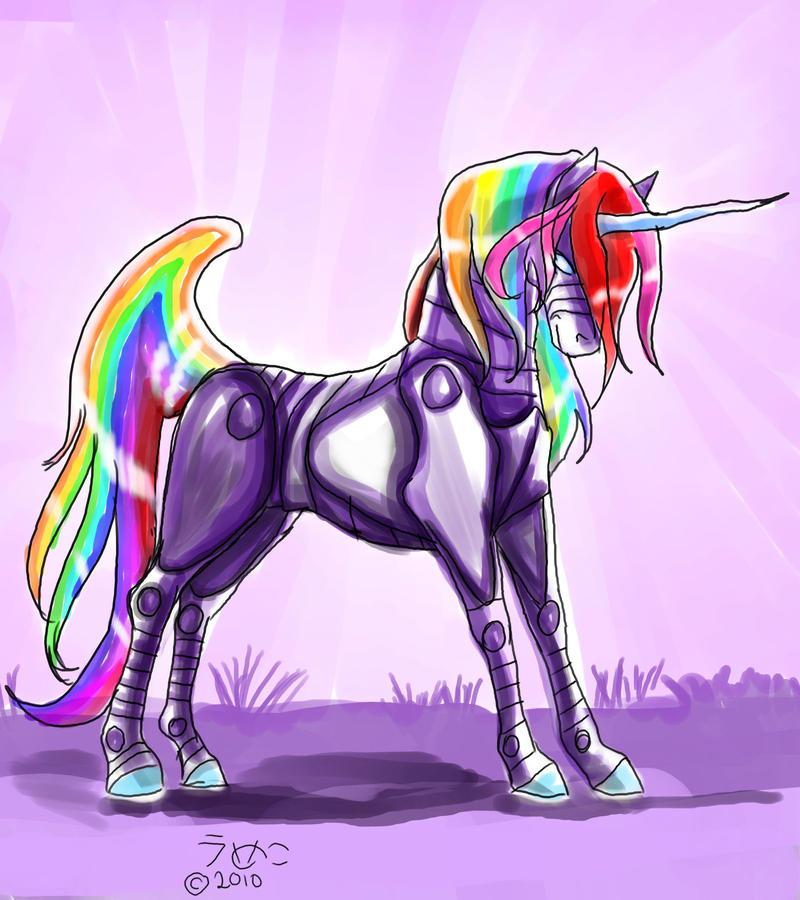 robert unicorn