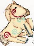 Tattoed LargeFace by Umeko