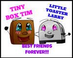 Tiny, Little Friends