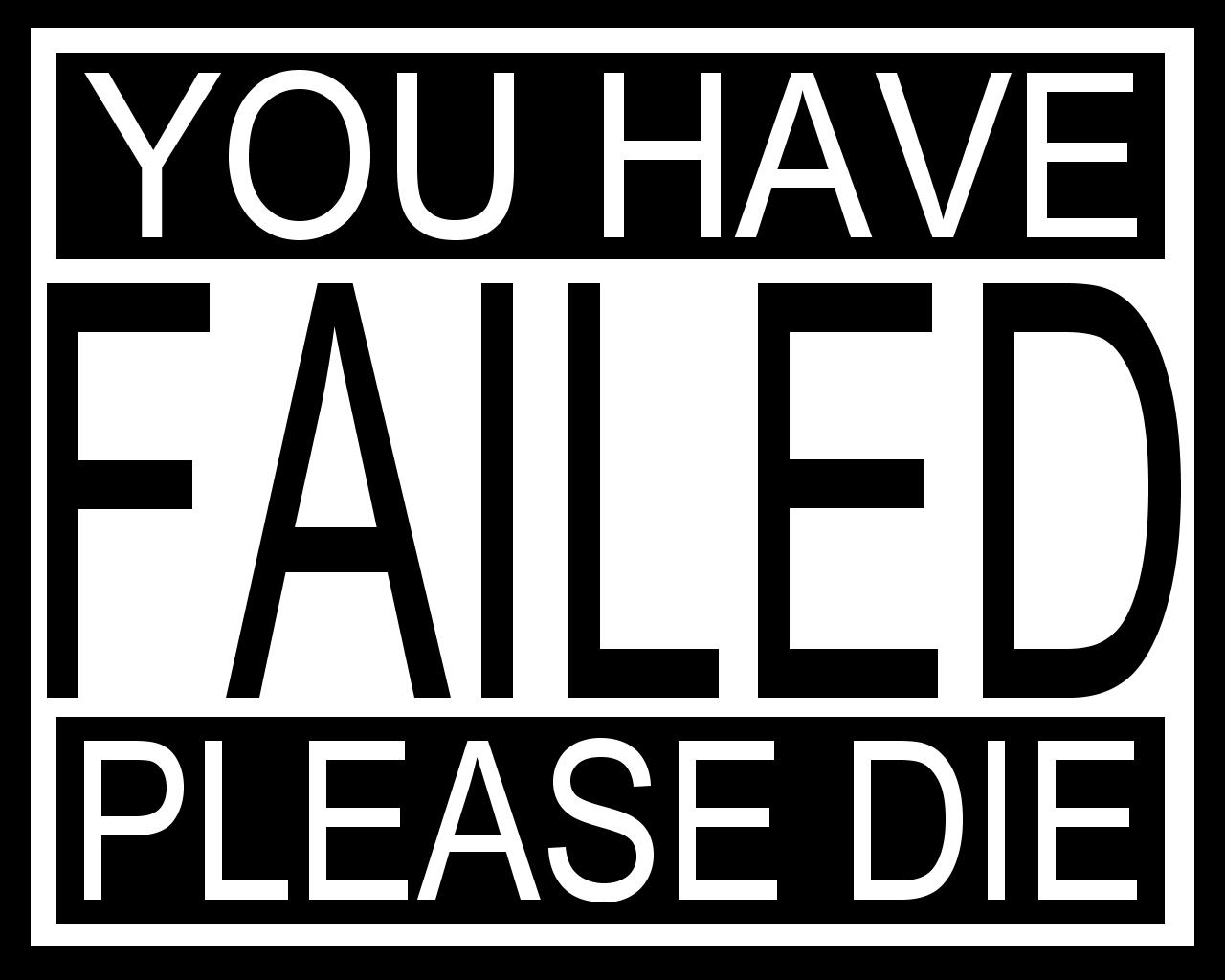 FAIL by Trudetski