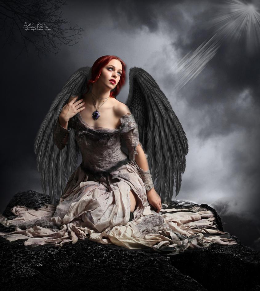 AngelTears by Nightt-Angell
