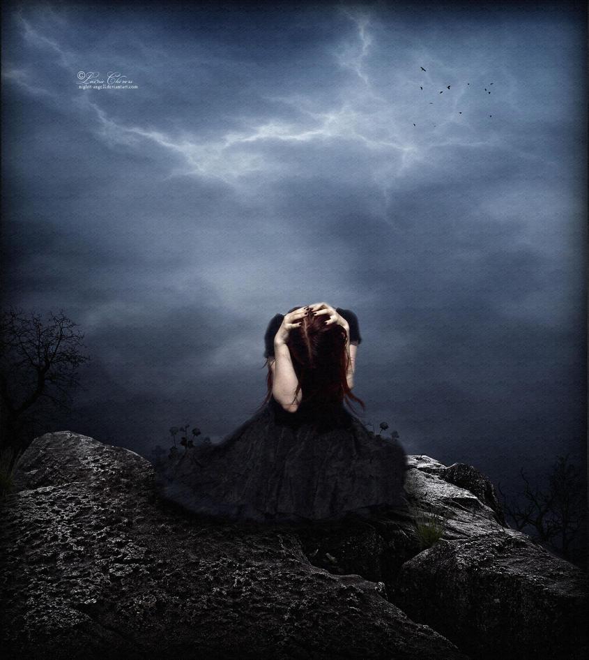 Depression by Nightt-Angell