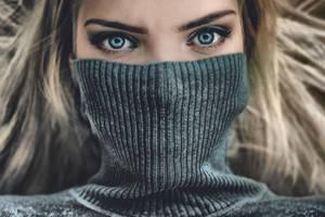 Blue eyes by Elianne92