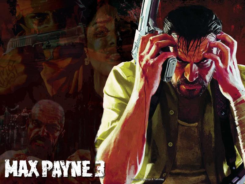 Max Payne 3 By Loboloss On Deviantart