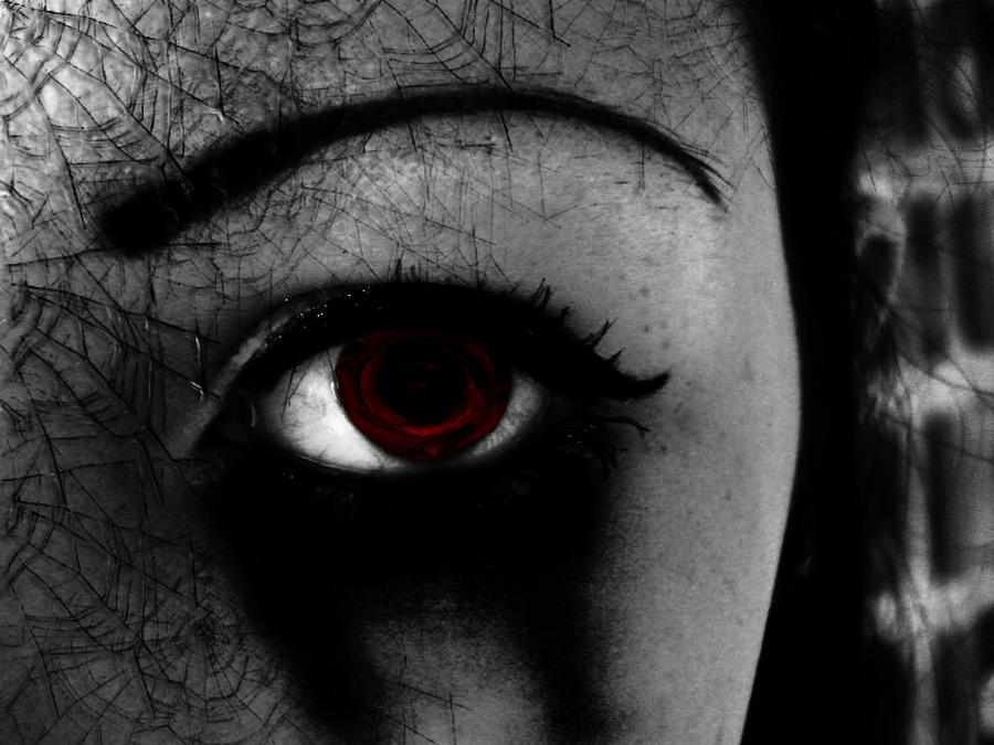 Gothic Eye by nikz09mia on DeviantArt