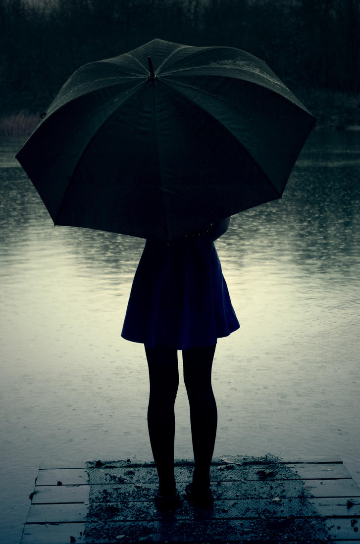 Alone by nikz09mia