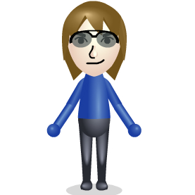 Mii by GameLord-Hatena