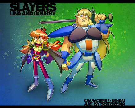 Slayers: New Style