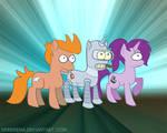 Futurama Ponies