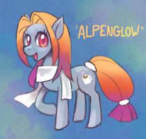 OC Pony: Alpenglow