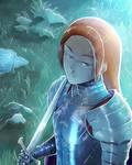 Aquamarine by DarklyWhite