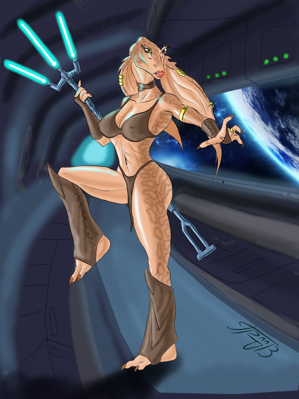 Naked jedi girls fucked pics
