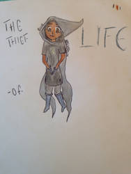 Thief of Life by blubberfish23