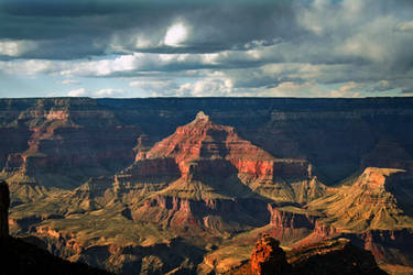 The Grand Canyon by mark1624