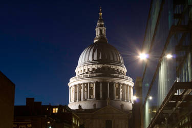 St. Pauls Cathedral by mark1624