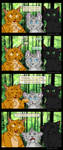 lionblaze has swag by meadowllark