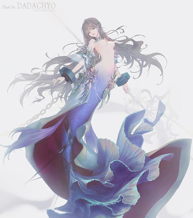 fog mermaid