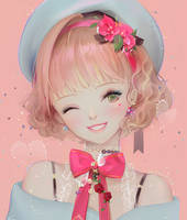 pink by DADACHYO