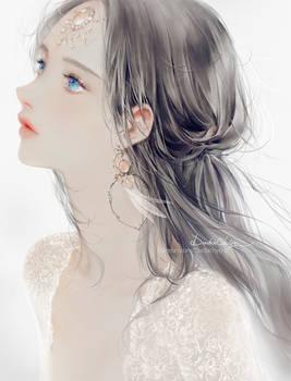 Sapphire eyes