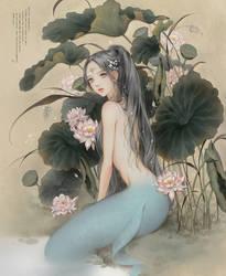 Lotus flower by DADACHYO