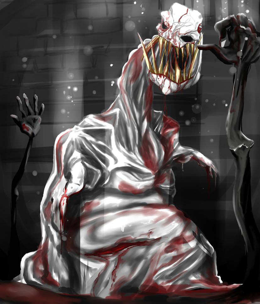 Deadhand: Give him a kiss, REVAMP by Kikifoo