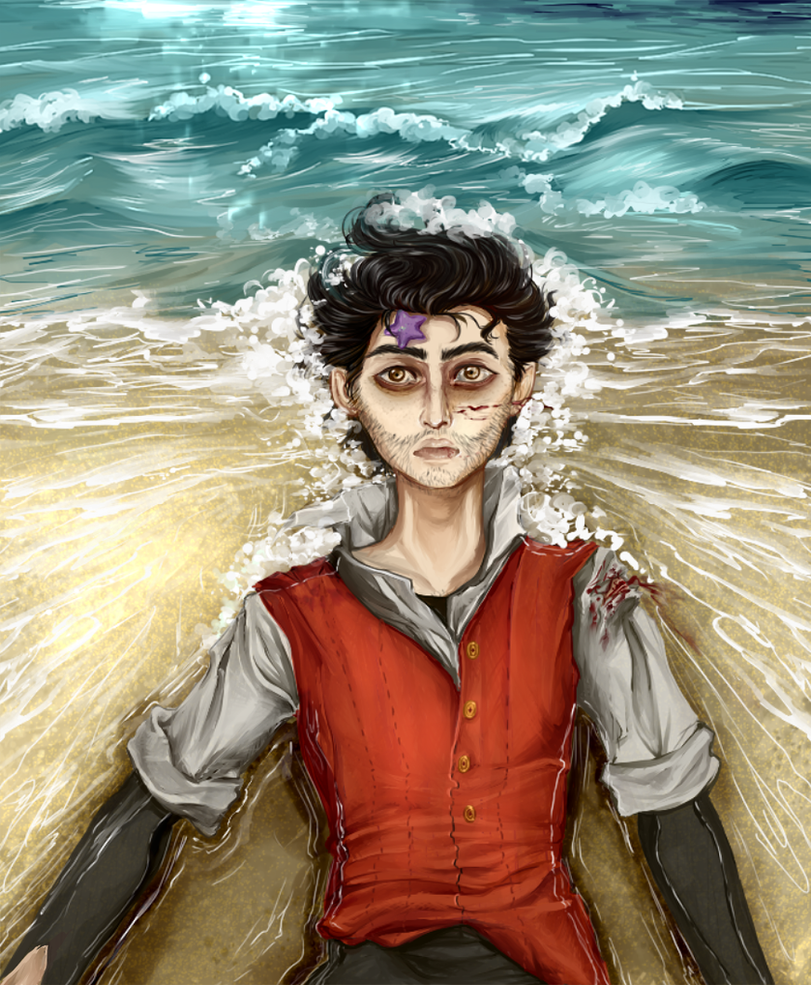 Wilson - Shipwrecked by Kikifoo