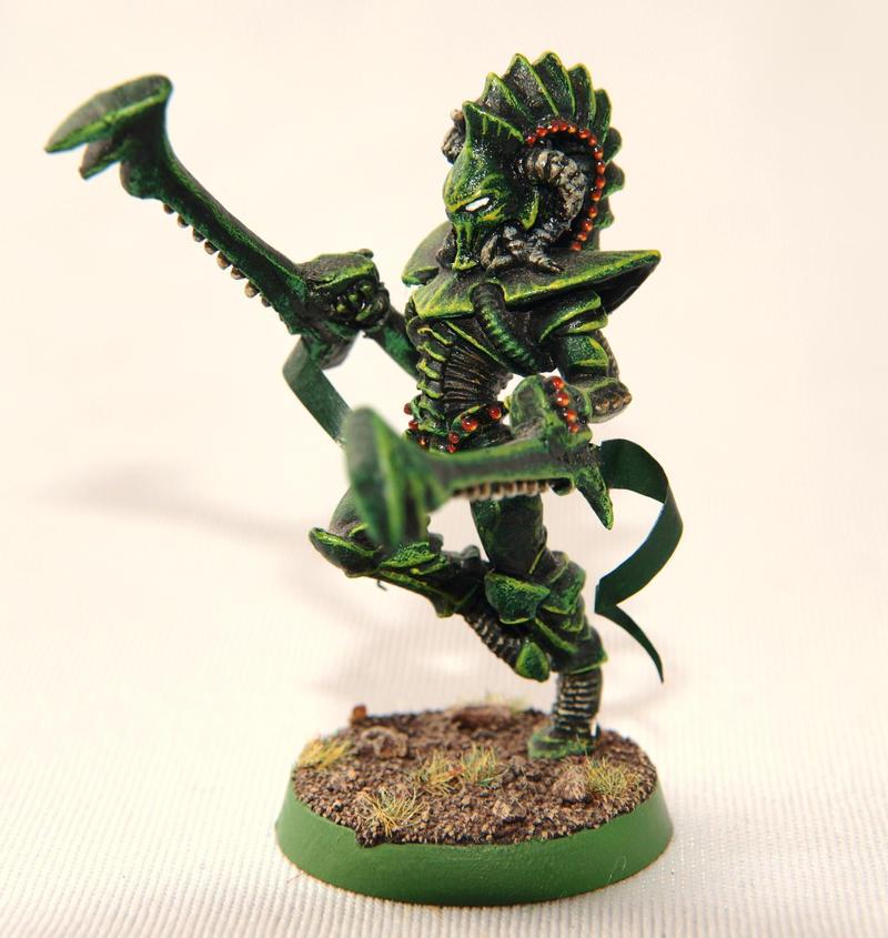 Striking Scorpion Drazar by etiennekendrick