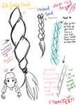 My (messy) Braid Tutorial (SAI)