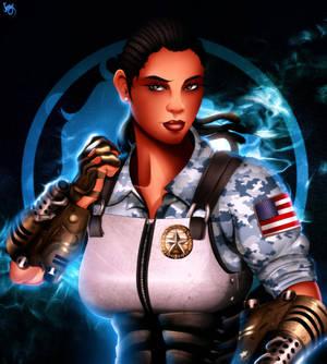 MKX: Jacqui Briggs [Low-Res Update]