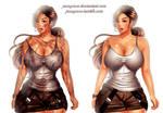 Lara Croft [Doodle]-[2K16 Update]