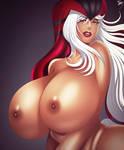 Kariel [+18 COMMISSION] by JassyCoCo