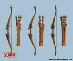 LOZ: Skyward Sword - Bow / Quiver