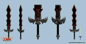 LOZ: Skyward Sword - Demise's Sword