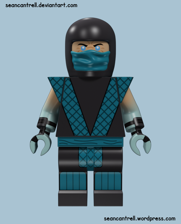 Lego Subzero - Classic by seancantrell on DeviantArt