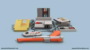Nintendo Collection by seancantrell