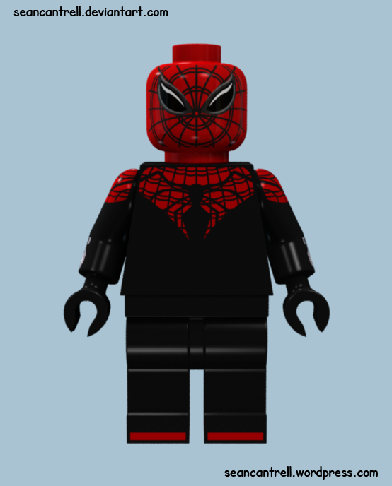 Aninimal Book: Lego Superior Spider-man by seancantrell on DeviantArt