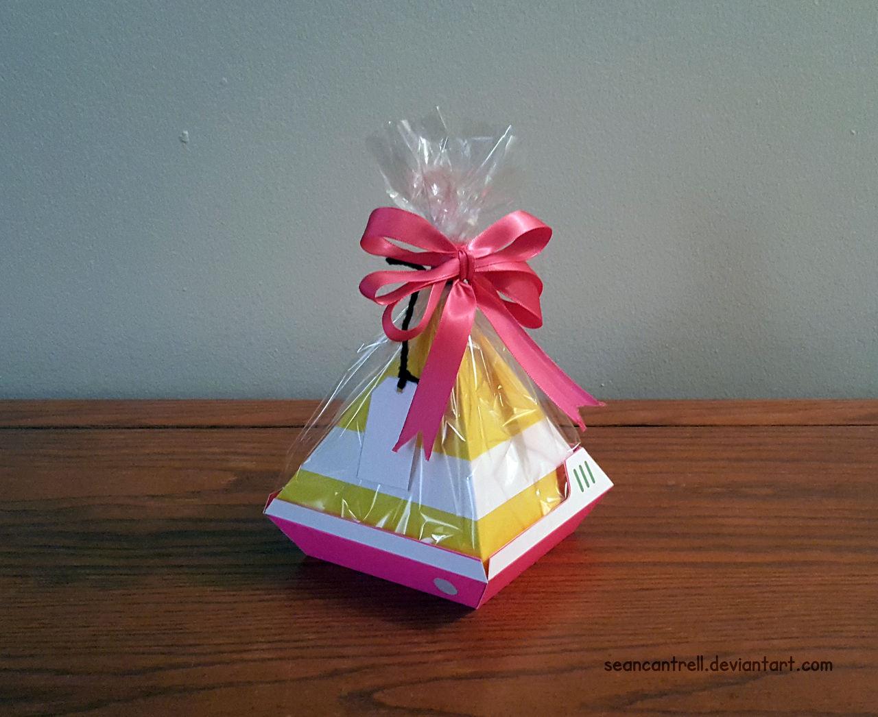 Pokemon Go Christmas Boxes.Pokemon Go Gift Box By Seancantrell On Deviantart