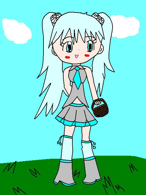 Yuki colored in by Yuki-whitebell