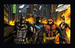 Batman-Arkham-Knight by Daniel-Jeffries