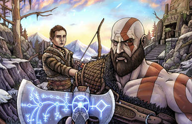 God of War (YouTube) by Daniel-Jeffries